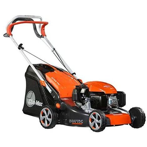 OleoMac G 44 TK Comfort Plus Self-Propelled 41cm Cutting-Width 140 Cc Petrol Lawn Mower