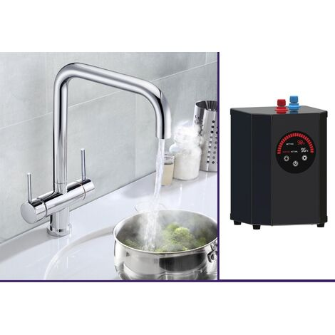 """main image of """"Olexa Instant Hot and Cold Kitchen Sink Mixer Boiling Tap"""""""