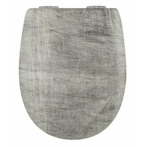 Olfa - Abattant Ariane effet pierre abattant standard