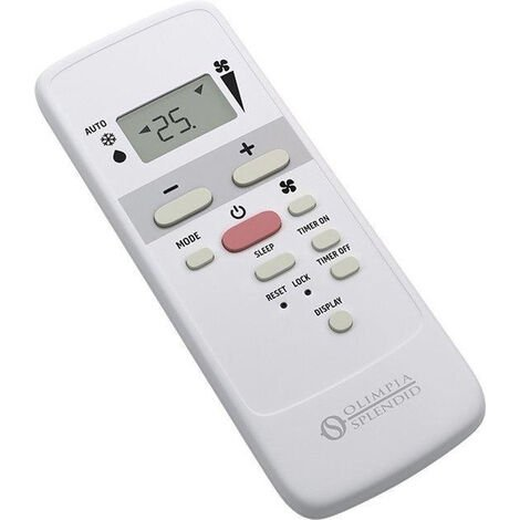 Olimpia Splendid - Climatiseur portable Dolceclima Compact 9 - 2340 W - 30 m²
