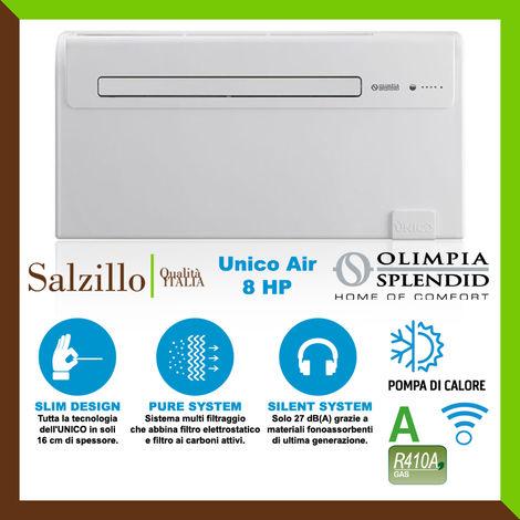 Olimpia Splendid climatizzatore senza unita esterna Unico Air 8 HP