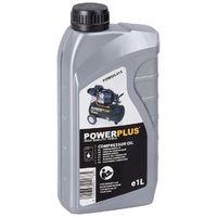 Olio compressore Mistral lubrificante minerale aria compressa multimarca flacone 1Lt