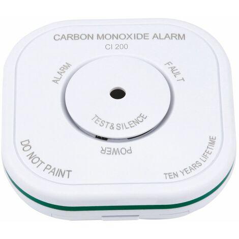 OLYMPIA CI 200 Kohlenmonoxidwarnmelder für alle Alarmanlagen der Protect/ ProHome Serie