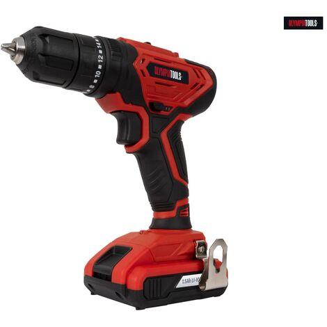 Olympia Power Tools Cordless Combi Drill 20V 1 x 1.5Ah Li-ion