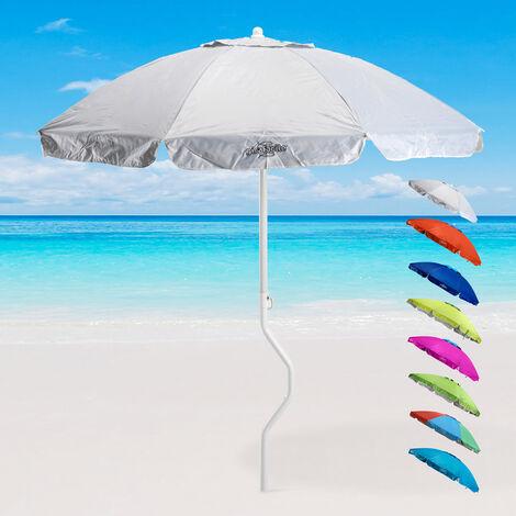 Ombrellone mare GiraFacile 200 Cm Protezione UV spiaggia pesca ERMES