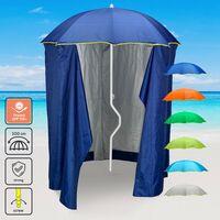 Ombrellone mare GiraFacile 200 Cm Protezione UV tenda spiaggia pesca ZEUS