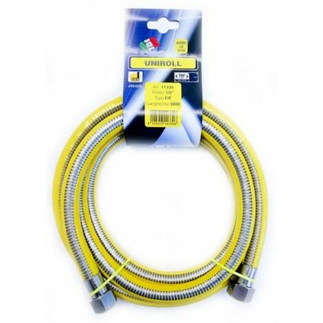 Omega, flessibili e tubi per gas