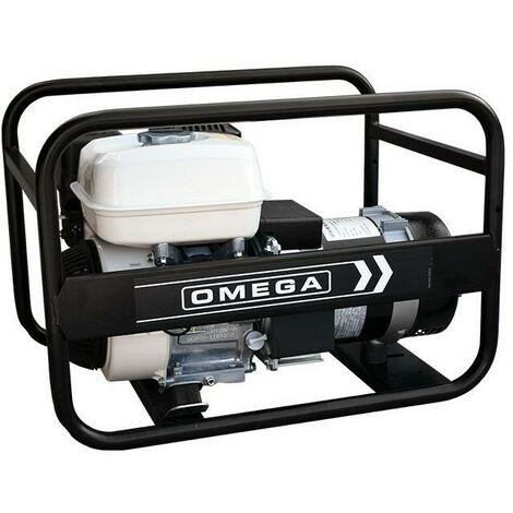 Omega groupe électrogène 3800W moteur Honda 4 temps 196cc OM4000