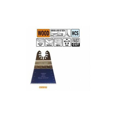 OMM-OMS-06 68MM LAME PLONGEANTE DE PRECISION A DENTURE « JAPONAISE » POUR BOIS