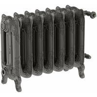 Omm x ford 470mm x 606mm Cast Iron Column Radiator Choose Colour