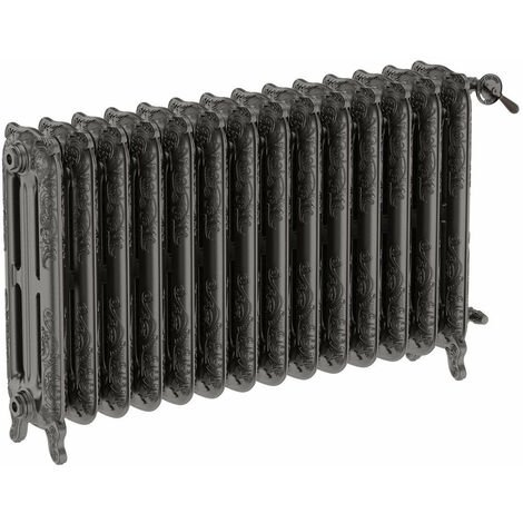 Omm x ford 710mm x 1180mm Cast Iron Column Radiator Choose Colour