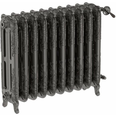 Omm x ford 710mm x 852mm Cast Iron Column Radiator Choose Colour