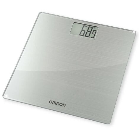 Omron Báscula digital gris 180 kg OMR-HN-288-E -