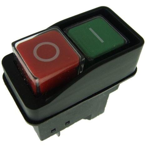 On Off Switch Button Fits Belle Minimix 140 240V Electric Cement Concrete Mixer