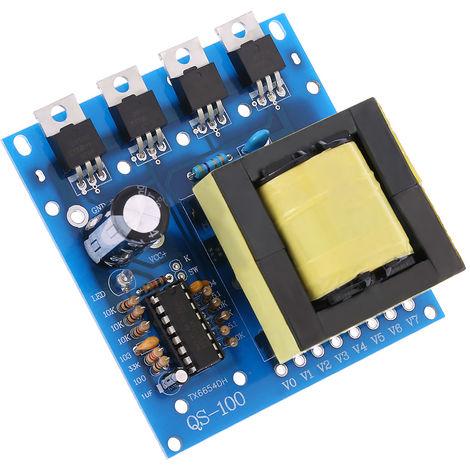 Ondulador, 12V CC a 220V AC 380V 18V 500W Inversor Junta transformador de energia