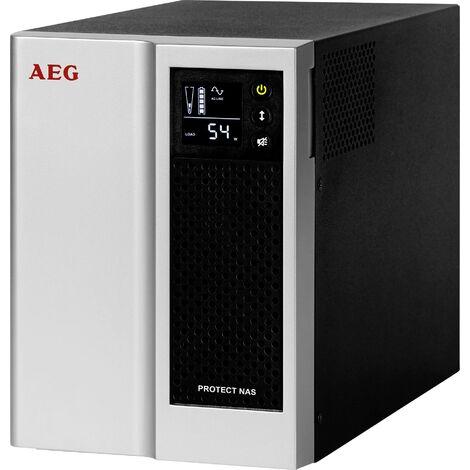 Onduleur (ASI) AEG Power Solutions Protect NAS 500 VA Y004711