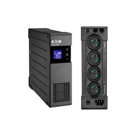 Onduleur Protection 4 PC Protection Parafoudre 850 / 510 (VA/Watts) Eaton Pro