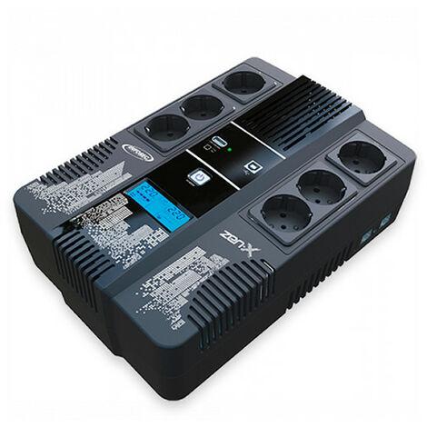 Onduleur Zen-X 600Va Infosec