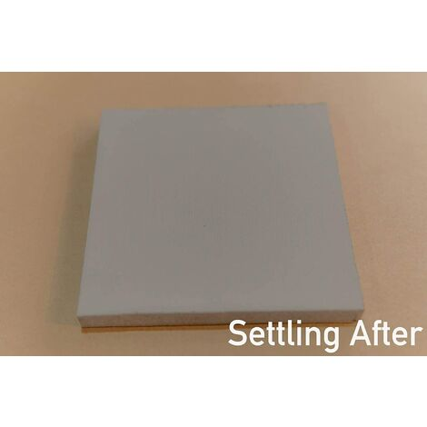 One Coat Emulsion - 5L - Settling After