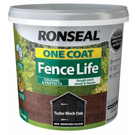 One Coat Fencelife 4 litre + 25%