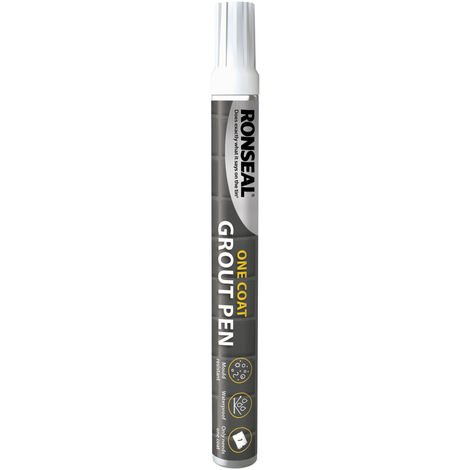 One Coat Grout Pen