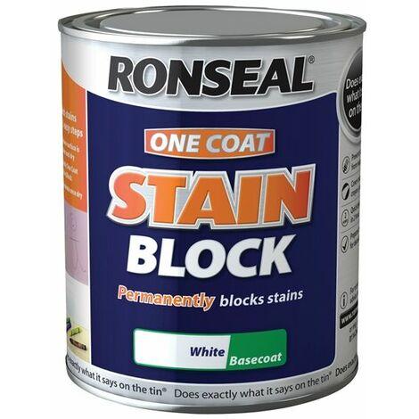 One Coat Stain Block White