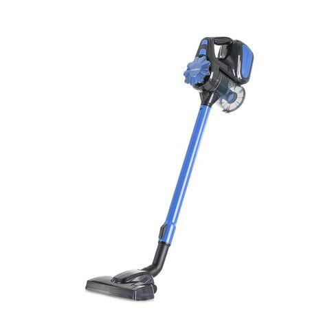 oneConcept CleanTurbo Aspirateur à main cyclone 0,6L 600W - bleu
