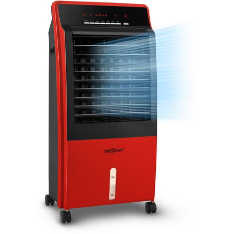 oneConcept CTR-1 Rafraichisseur d'air 4-en-1 climatiseur mobile humidificateur