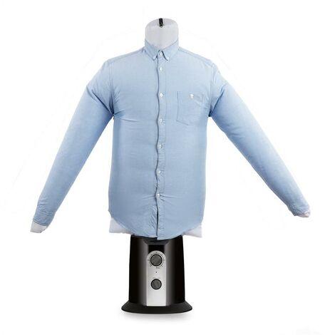 oneConcept ShirtButler Plancha automática para camisas 850 W 2 en 1 Hasta 65 °C