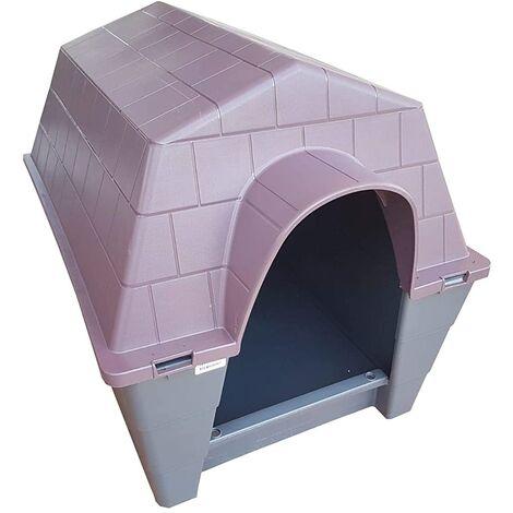 Cucce Per Cani Da Esterno In Plastica.Onek Cuccia Per Cani Da Esterno Interno Taglia Grande Media In
