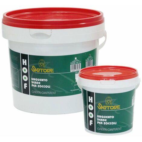 Onguent vert Sartore or à base d'huiles et de graisses végétales Sartore