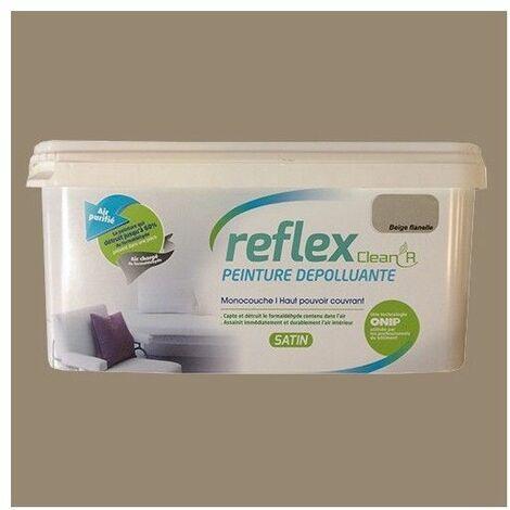 ONIP Reflex Clean'R Peinture Dépolluante Beige flanelle - 2,5 L
