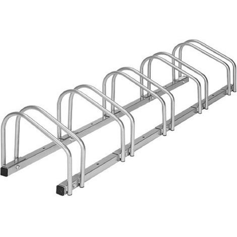 OOBEST® Ratelier range vélo 5 acier mural et sol