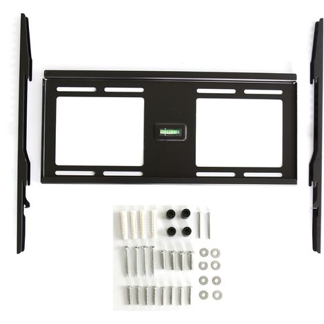 OOBEST® Support TV Mural pour Téléviseur de 26-55 Pouces (Ou 66-140cm Écran) Support de Montage Mural