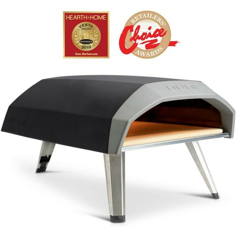Ooni Koda Compact and Portable Gas Powered Outdoor Pizza Oven