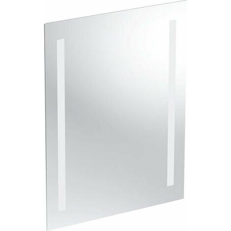 Opción espejo con luz Geberit, iluminación por ambos lados, anchura 50cm, 500581001 - 500.581.00.1