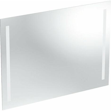 Opción espejo con luz Geberit, iluminación por ambos lados, anchura 90cm, 500589001 - 500.589.00.1