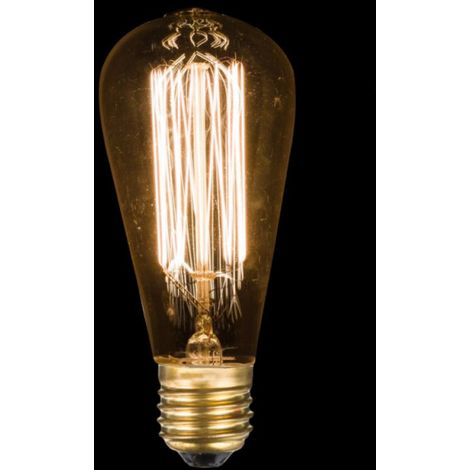 Opjet 0010639 bulb Decorative E27 40W - filament - r
