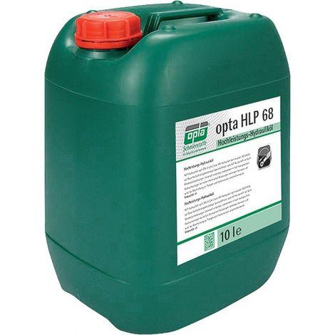 OPTA aceite hidráulico HLP68 10 litros