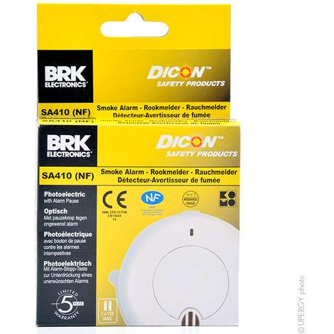 Optical smoke alarm (Ref. SA410)