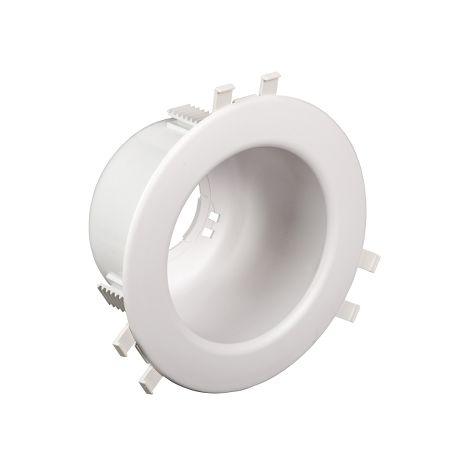OPTILINE CEILING FRAME POLAR WHITE SCHNEIDER ELECTRIC ISM20812P