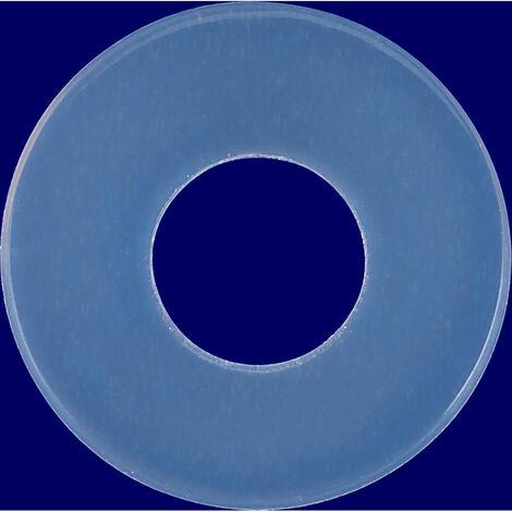 Optimas 0110765 M3 Plain Nylon Washer Pack 100