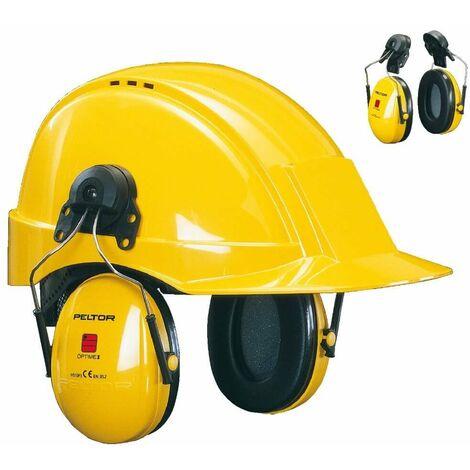 OPTIME I para casco con conexión P3K (a casco G2000) (20 pares)