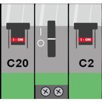 Option Chauffe-eau électrique complet pour tableau