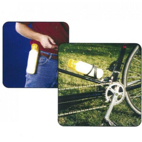 Option sangle Velcro verte pour distributeur d'eau de Voyage Aqua Boy