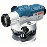 Optisches Nivelliergerät GOL 20 D, mit Baustativ BT 160, Messstab GR 500