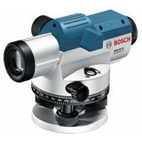 Optisches Nivelliergerät GOL 26 G, mit Baustativ BT 160, Messstab GR 500