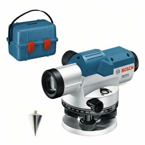 Optisches Nivelliergerät GOL 26 G + Transportkoffer + Innensechskantschlüssel