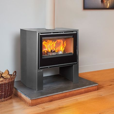 Opus Tempo 70F DEFRA Approved Wood Burning Stove