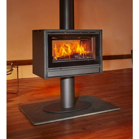 Opus Tempo 80 Eco Design Ready Double Sided Stove